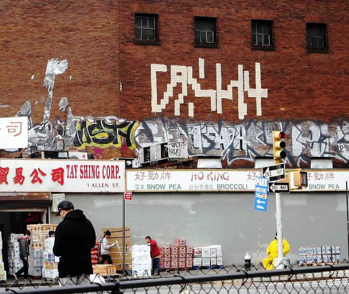 """Cash4 on Manhattan's Lower East Side"""