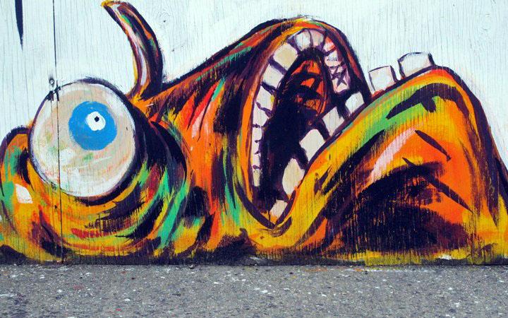 """""""ND'A street art"""""""
