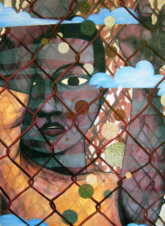 """Nelson Rivas aka Cekis artwork"""