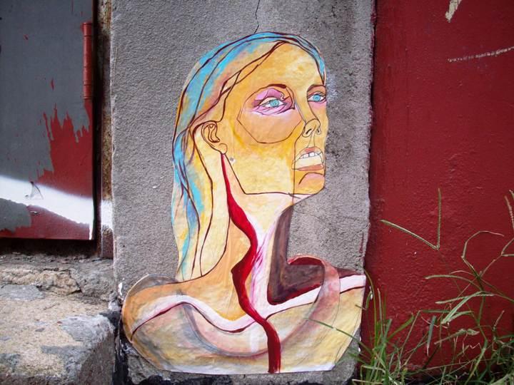 """cake street art"""