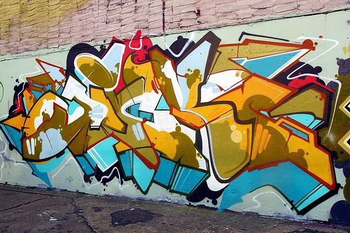 Hues Blaze & Shapes Swirl on Hunts Point's Walls: Jurne ...