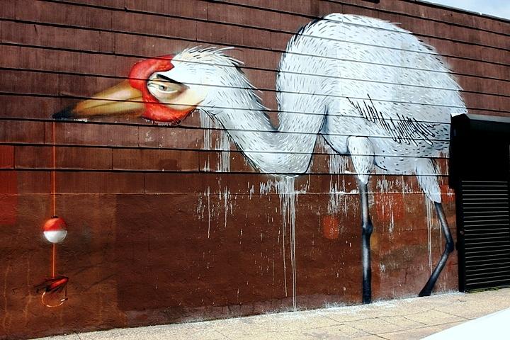 New street art in Williamsburg, Brooklyn, New York from ...