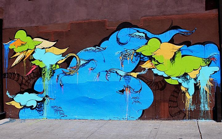 """""""Sofia Maldonado street art"""""""