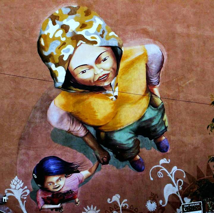 """""""Cekis street art"""""""