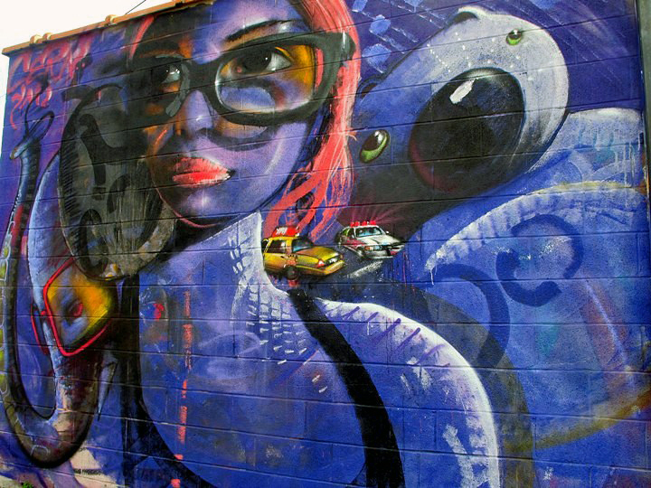 """Cern street art"""