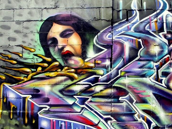 """Hef street art and graffiti"""