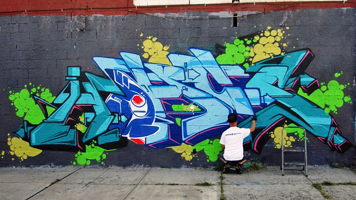 """""""Hocas graffiti"""""""