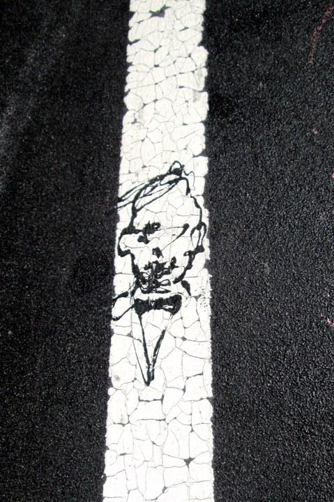"""""""Paul Richard on Williamsburg Bridge"""""""