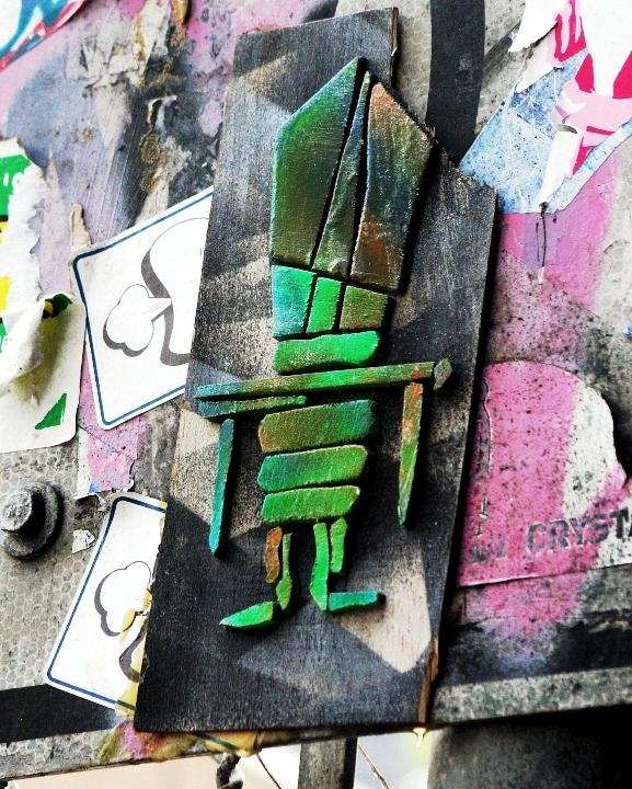 """""""stikman street art"""""""