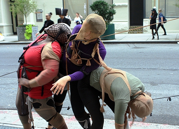 Forsenga Performance art in aiop Art in Odd Places Festival Pushes Boundaries of Creative Expression along Manhattans 14th Street