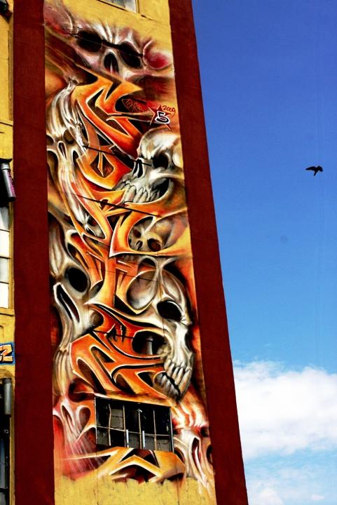 """""""cortes graffiti"""""""