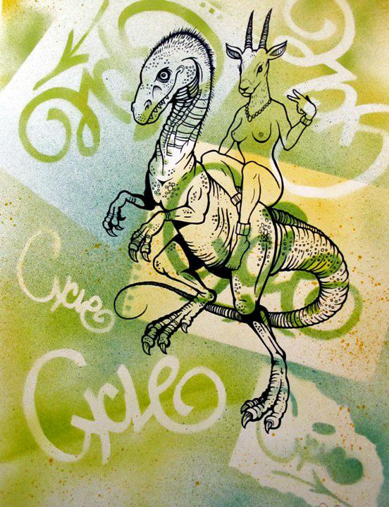 """Cycle print"""