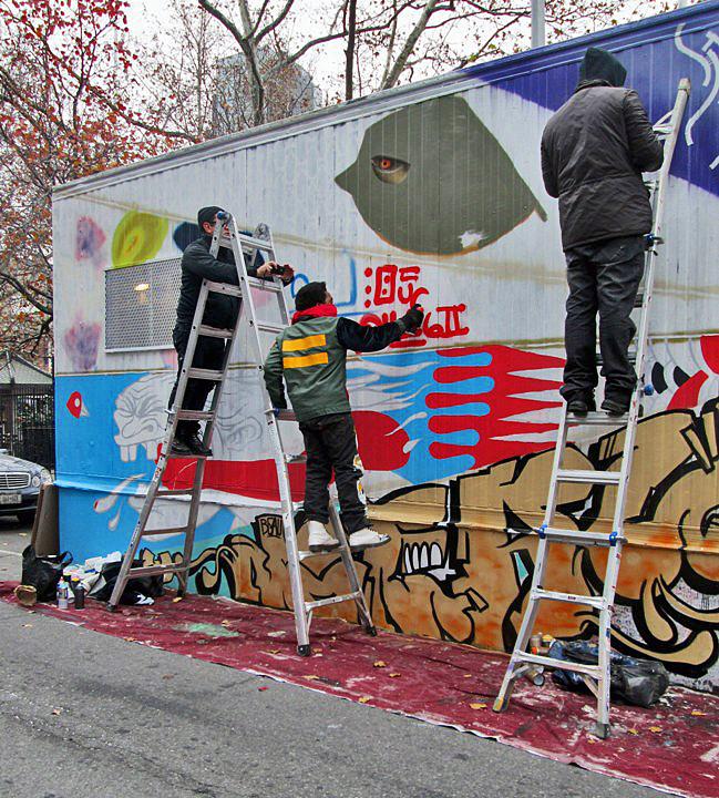 """""""Centre -Fuge Public Art Project"""""""