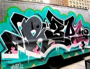 Repo graffiti