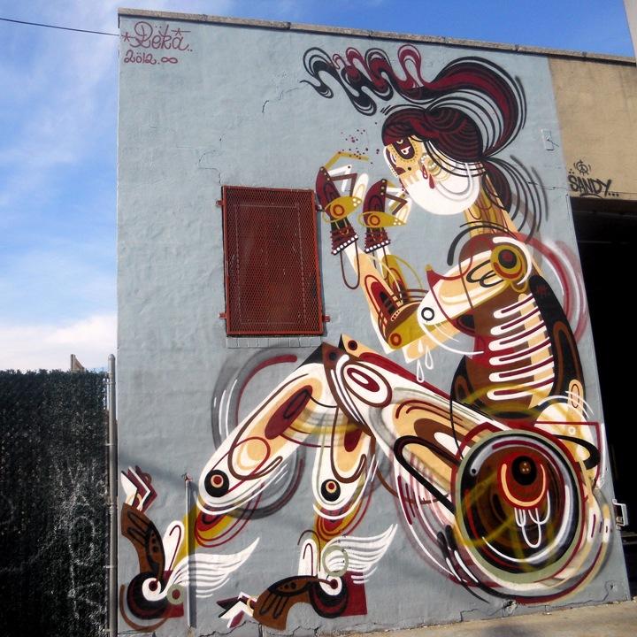 """Reka street art"""