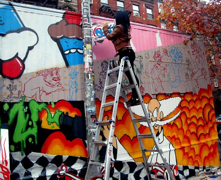 """""""Centre-Fuge Public Art Project"""""""