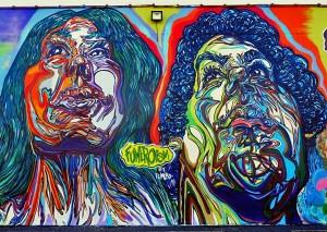 Fumero street art