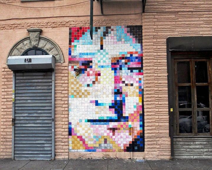 Carlos Pinto street art