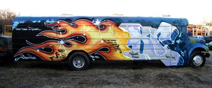KR-ONE-graffiti-on-NYC-bus
