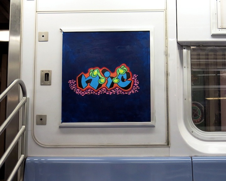 nic707 InstaFame Phantom Art graffiti In Transit: Nic 707 Is Back on Track