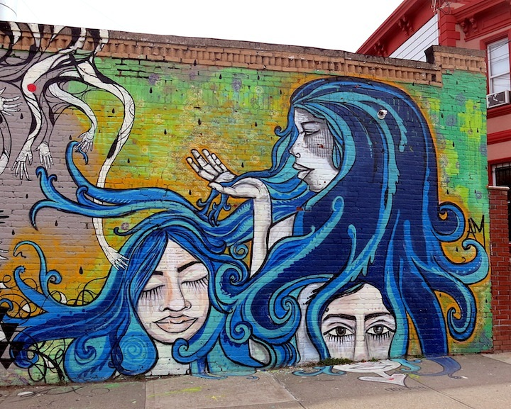 IMG 1236 Girls on Walls, Part VIII: Alice Pasquini, Jordan Betten, Alice Mizrachi, Lady Pink and Mor