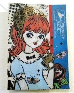 Lady Aiko sticker art