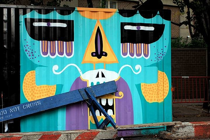 Reka street art