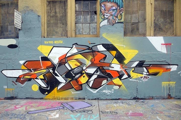 Zmogk graffiti