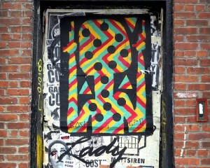 Bast street art