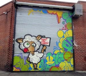 UR New York street art