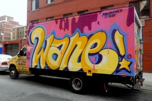 Wane graffiti