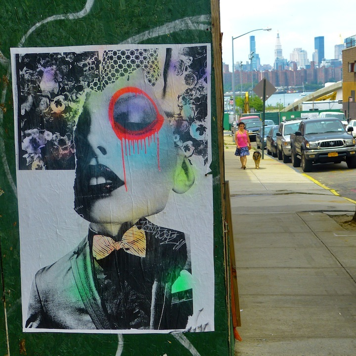 1 Dain Wythe Ave. Williamsburg Brooklyn Yoav Litvin on his Street Art Passions and Pursuits