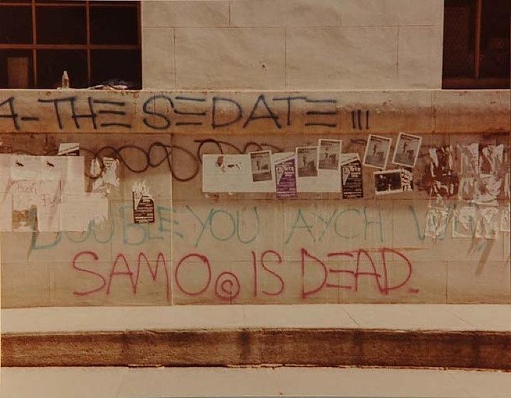 The Sedate - SAMO© is Dead