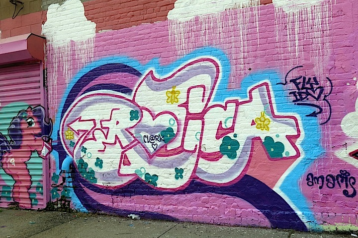 erotica graffiti in Bronx NYC The Girls Up on Boone Avenue: UK Girls on Top (G.O.T) Join Local Writers for My Thuggy Pony All Girlz Jam