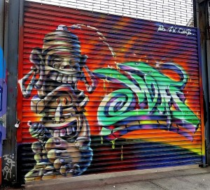 hef graffition welling court shutter 300x272 Hef