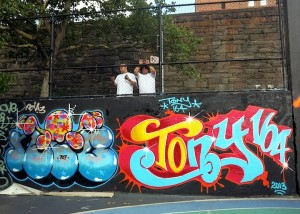 nic 707 graffiti and tony 300x214 nic 707 graffiti and  tony164