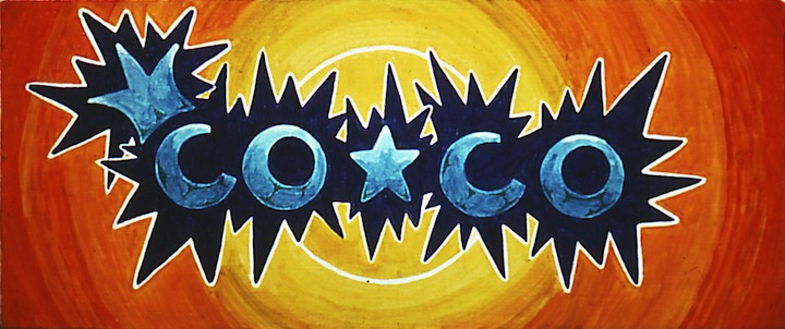 1974 COCO144: The Evolution of an Artist