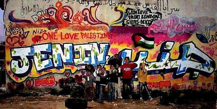Devi-graffiti-workshop-Jenin-Palestine