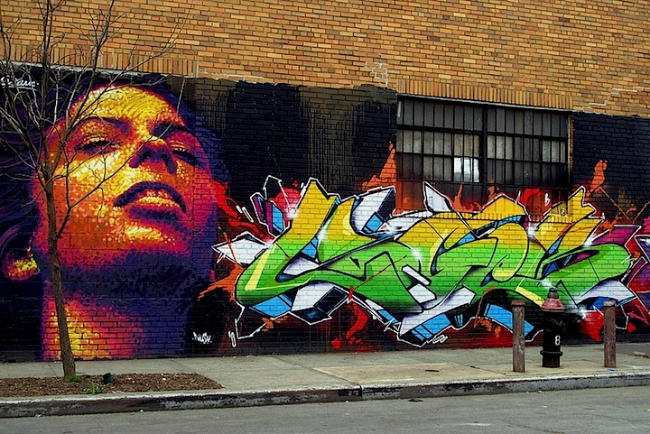 Dasic-and Logek-street-art-and-graffiti-Bronx-NYC