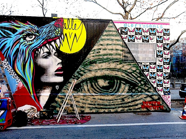 elle-damien-mitchell-and-Korn-street-art-centre-fuge-nyc