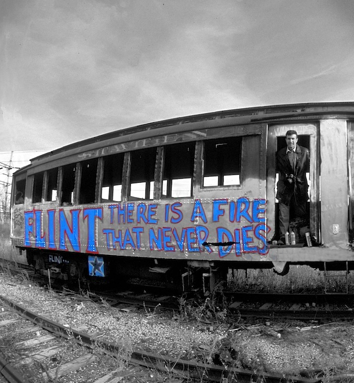 Flint graffiti writing NYC Speaking with Pioneering Graffiti Writer and Photographer FLINT