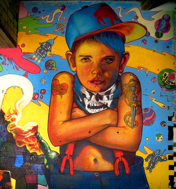 Rebel Natalia Rak NYC Art Battles Speaking to Polands Natalia Rak in New York City