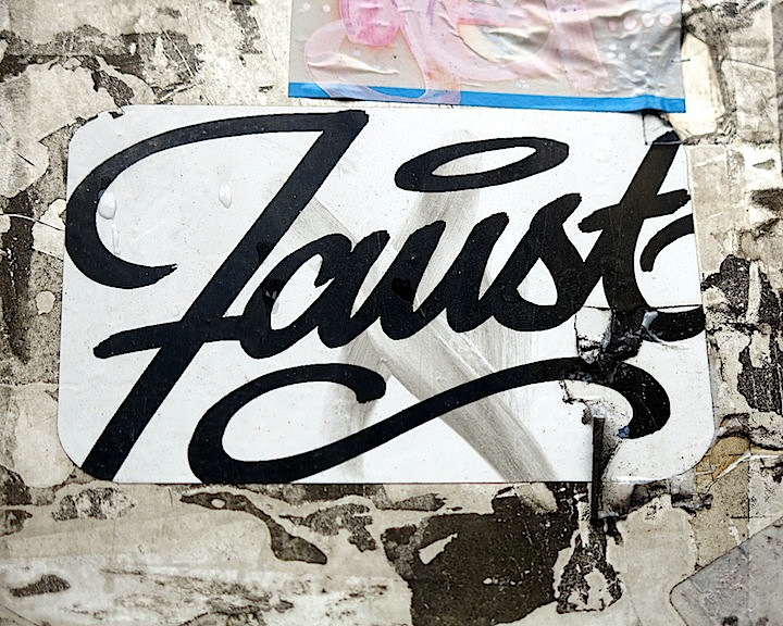 faust NYC Sticker Art — Part IV: Screwtape, Skullphone, Kosby, Fling, RAE, Faust, RealAbstract, CB23, Zato and Sticker Nerds 3 Call for Stickers