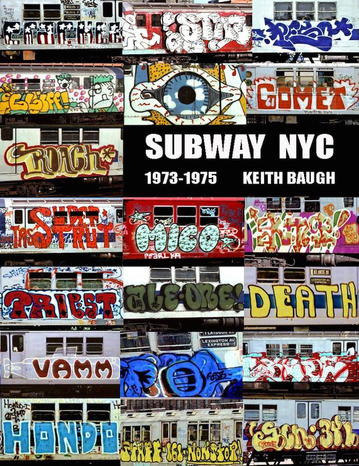 Keith Baugh Subway Outlaws MICO graffiti Speaking with Original School NYC Writing Pioneer MICO