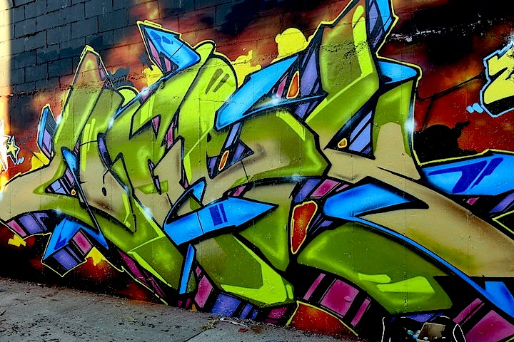 Logek graffiti bushwick Busy in Bushwick — Part II: New by Vor 138, Asend, Logek, Doves, SP.One and Yes1