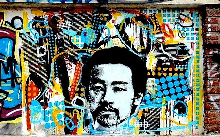 Cabaio Spirito stencil art Speaking with Argentinian Stencil Artist Cabaio