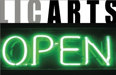 LIC Arts Sticker Social Club at LIC Arts Open this Weekend