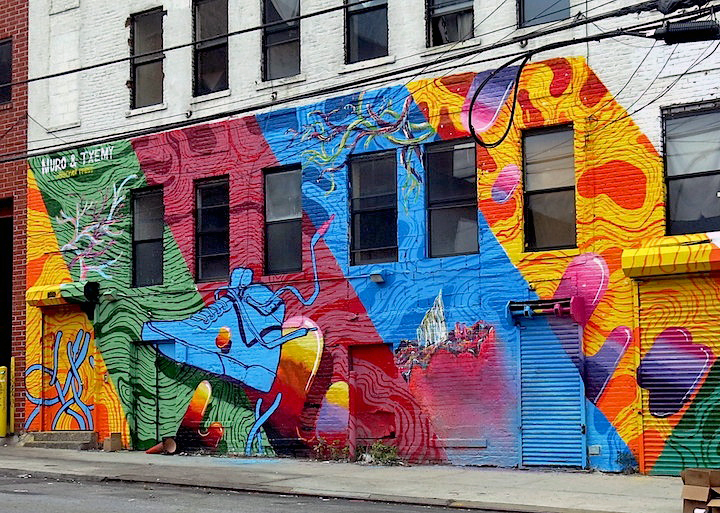 Muro-and-Txemy-street-art-Bushwick-Juicy-Art-Festival