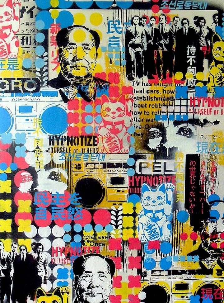 cabaio stencil art Beunos Aires Speaking with Argentinian Stencil Artist Cabaio
