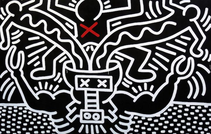 """""""Keith Haring"""""""